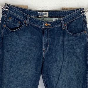 Levi's Signature Low Rise Boot Cut Pre Loved Jeans